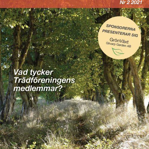 Trädbladet 2021 nr 2